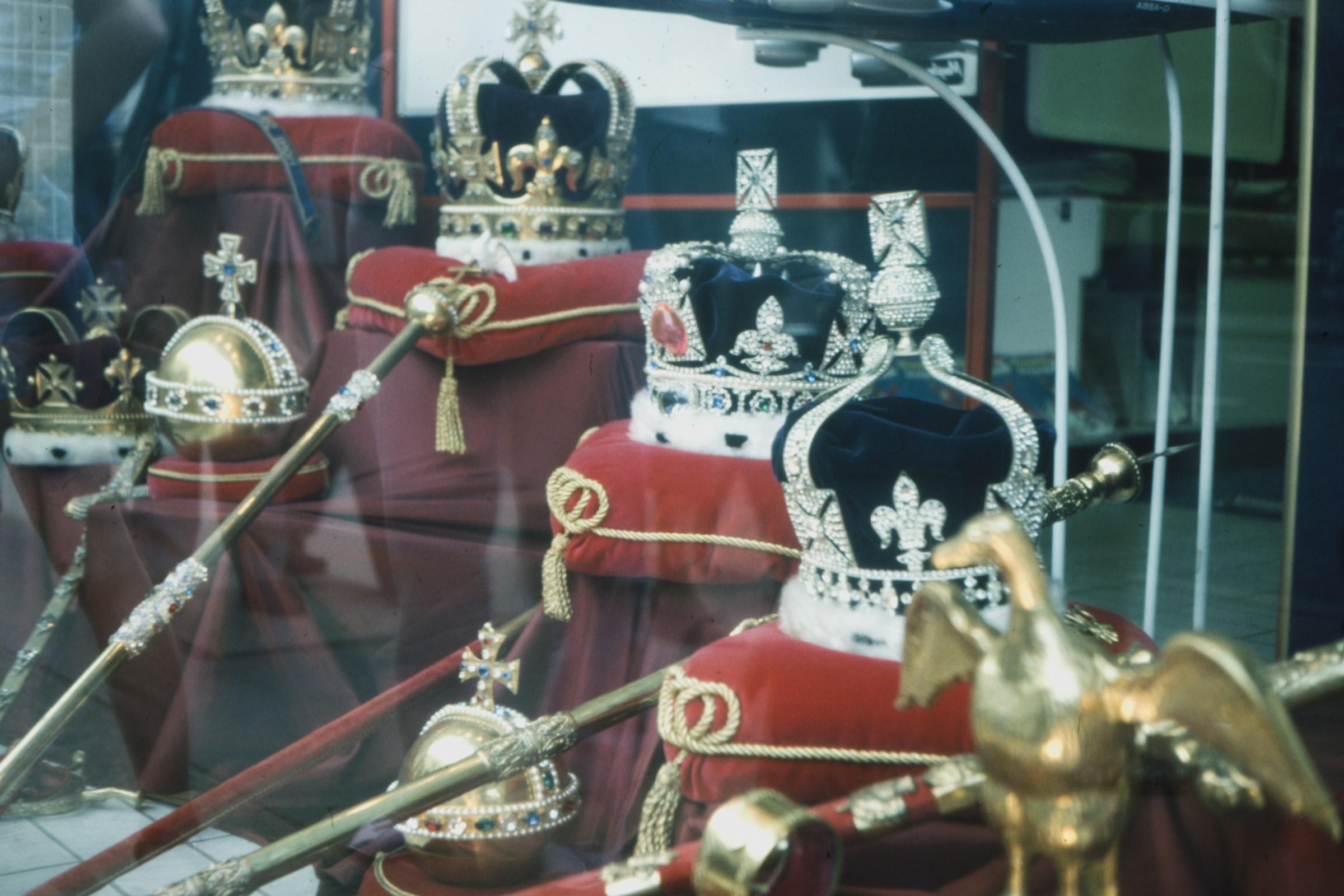 Whose Crown?